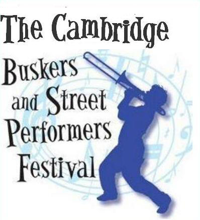 CAMBRIDGE BUSKERS AND STREET PERFORMERS FESTIVAL